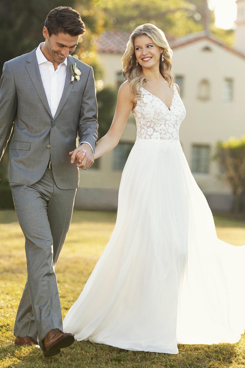 Suknia ślubna Stella York 7134