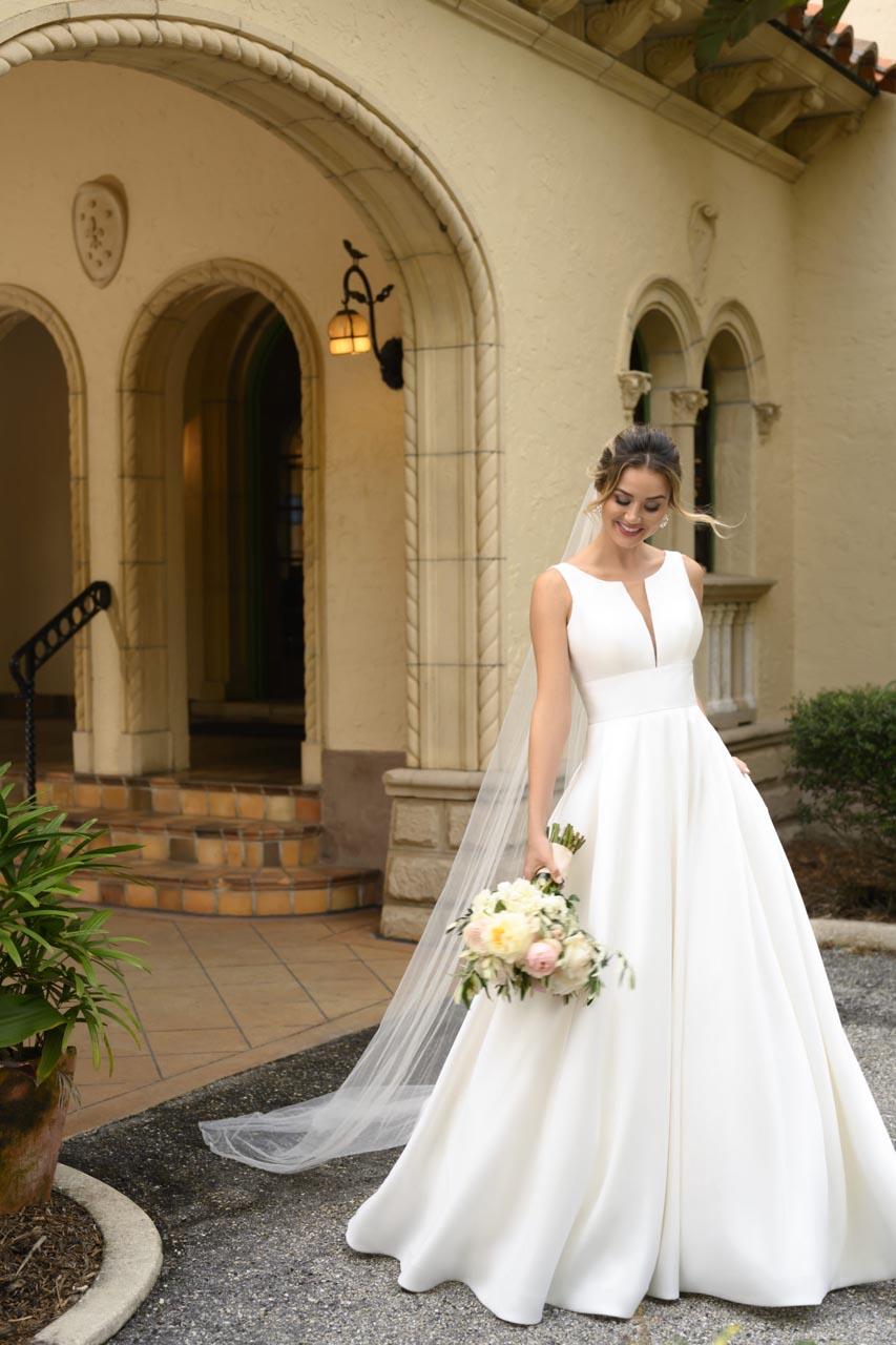 Suknia ślubna Stella York 7119