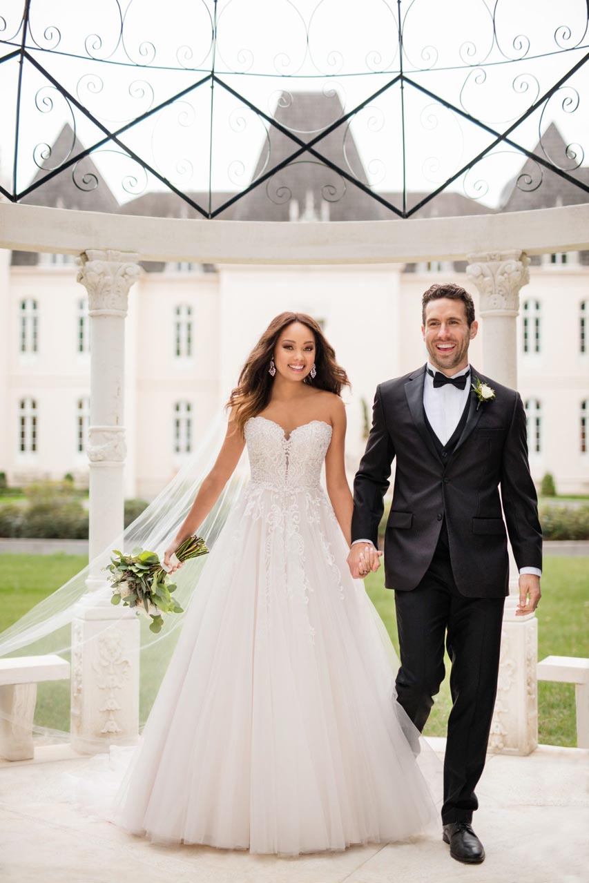 Suknia ślubna Stella York 6692