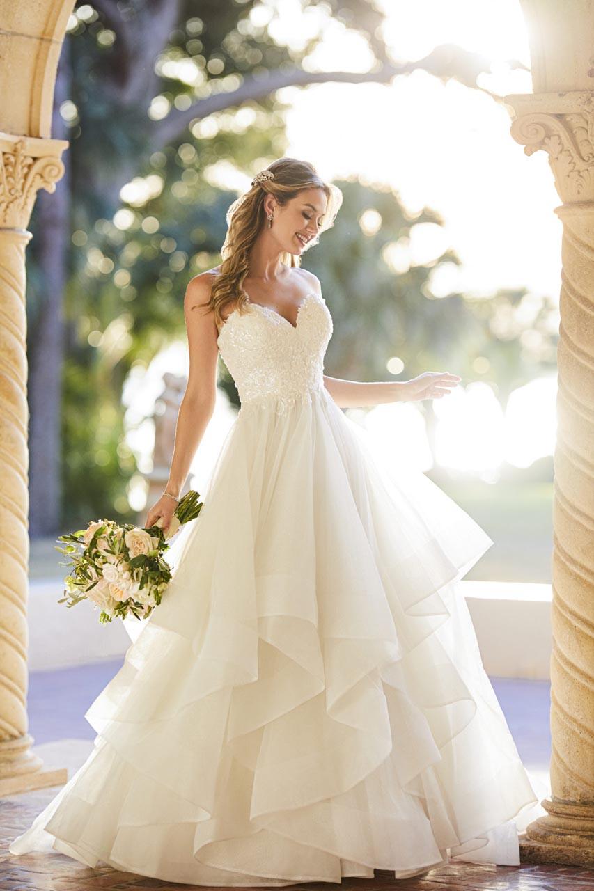 Suknia ślubna Stella York 7053