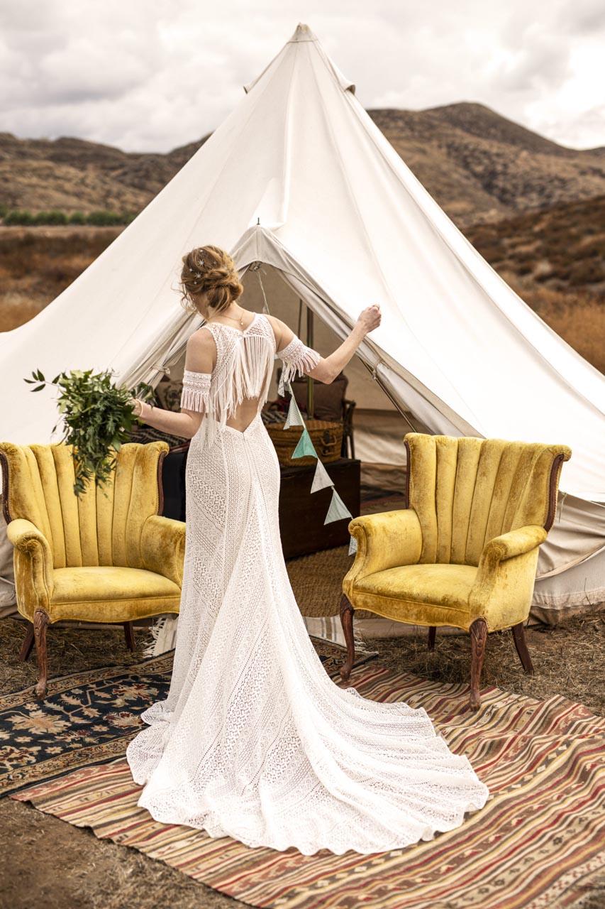 Suknia ślubna All Who Wander Lana