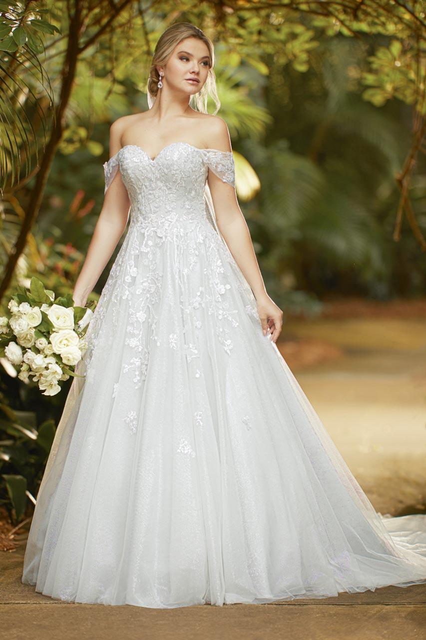 Suknia ślubna Essense of Australia D3221