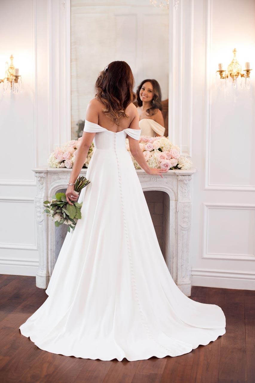 Suknia ślubna Stella York 6718