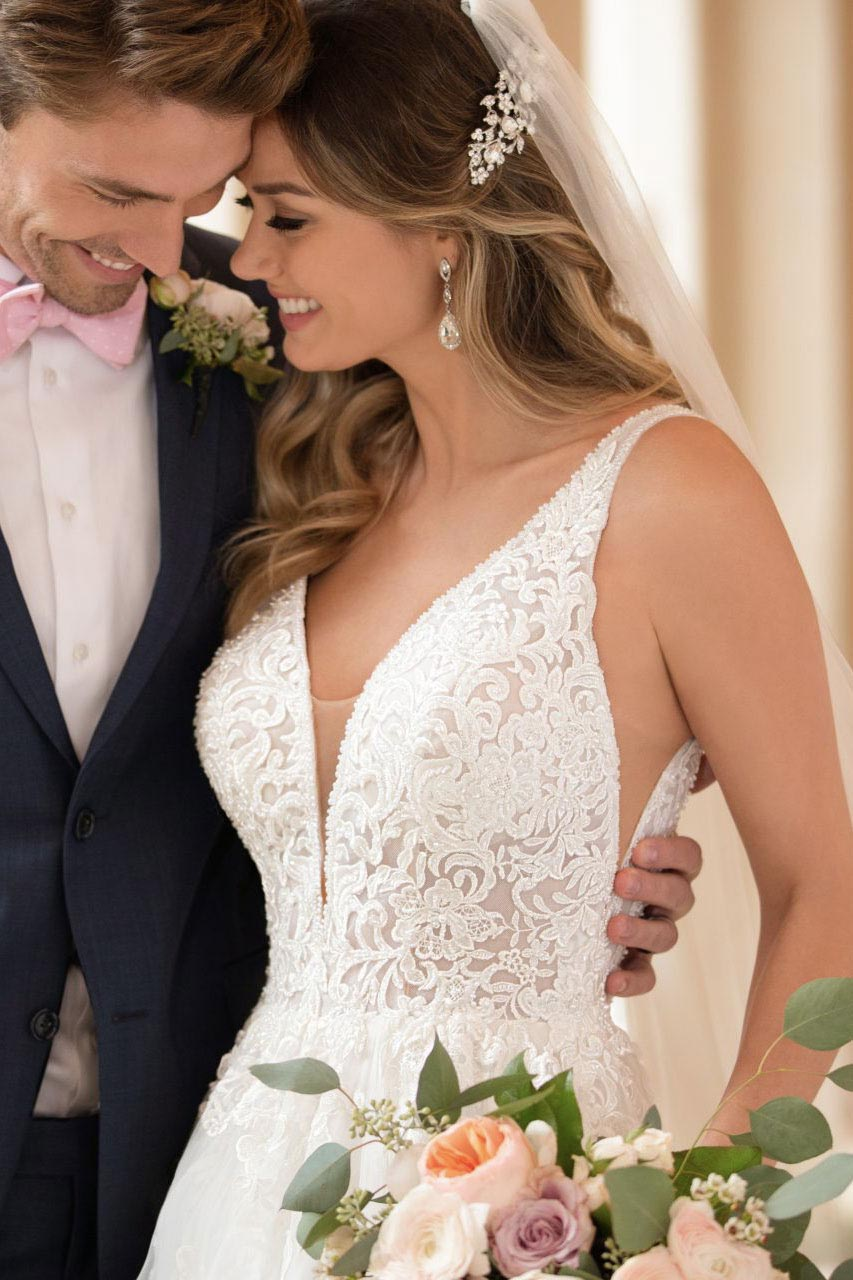 Suknia ślubna Stella York 6752