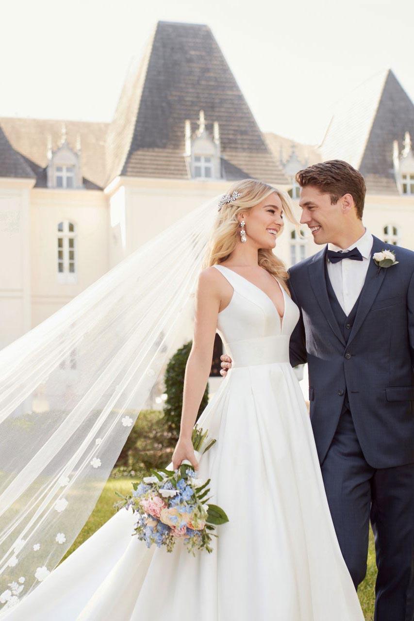 Suknia ślubna Stella York 6758