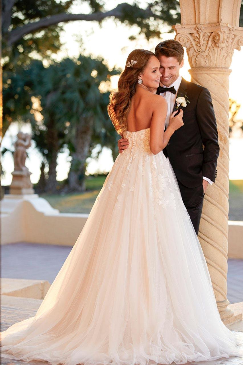 Suknia ślubna Stella York 7077