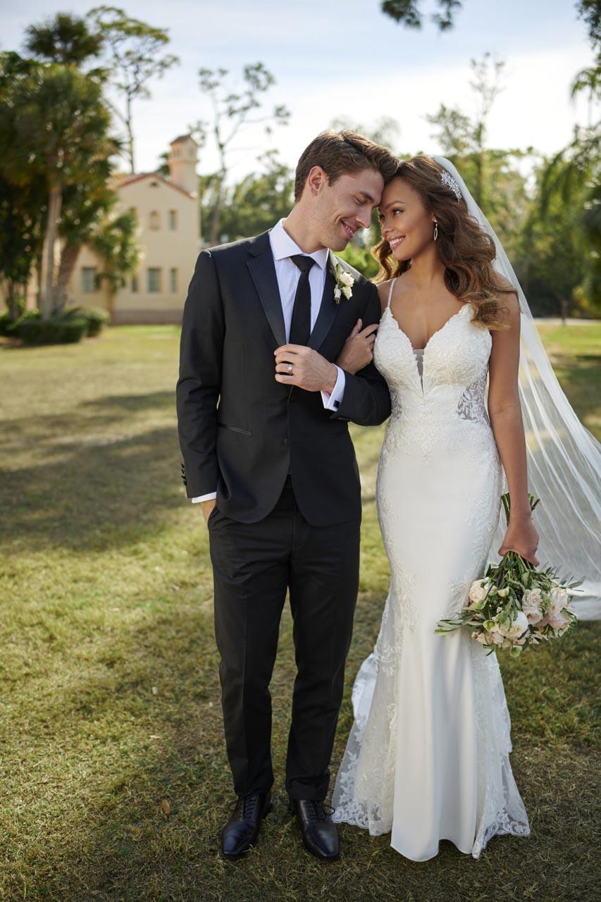 Suknia ślubna Stella York 7118
