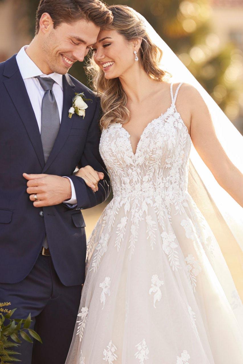 Suknia ślubna Stella York 7156