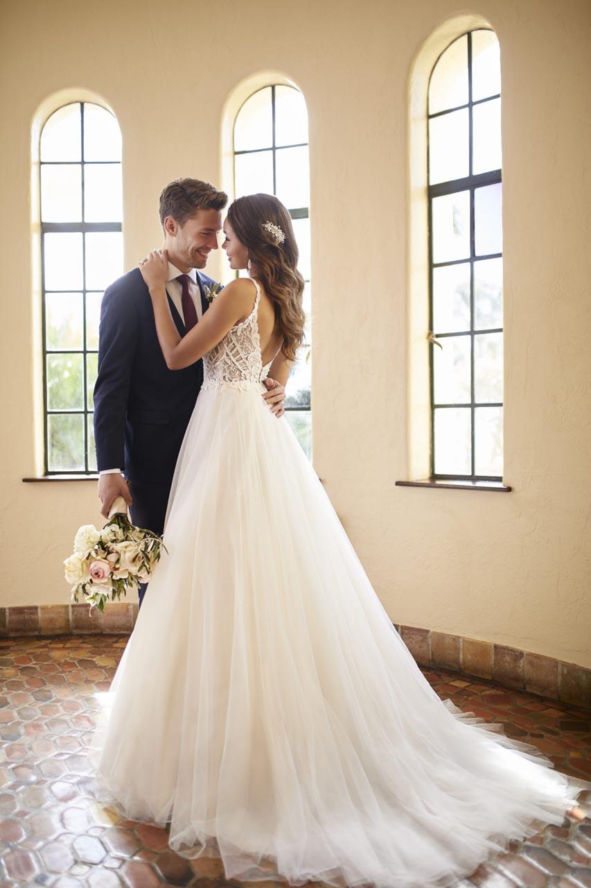 Suknia ślubna Stella York 7203